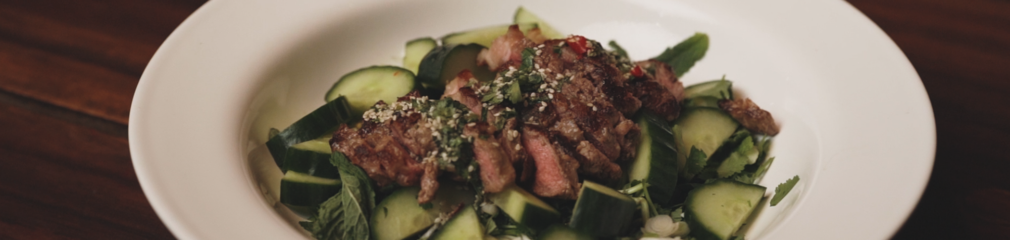 Crying Tiger Thai Beef Salad Recipe