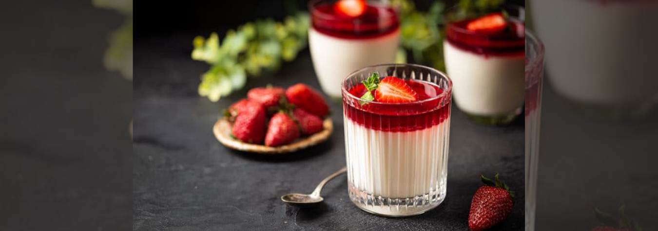 We've teamed up with Lilly Higgins and Orla Walsh to bring you some delicious summertime dessert recipes that are packed with goodness.